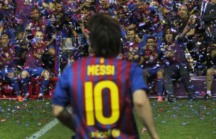"""بعد انتفاضة """"مذهلة"""" أمام أشبيلية… برشلونة يبلغ نهائي كأس إسبانيا"""