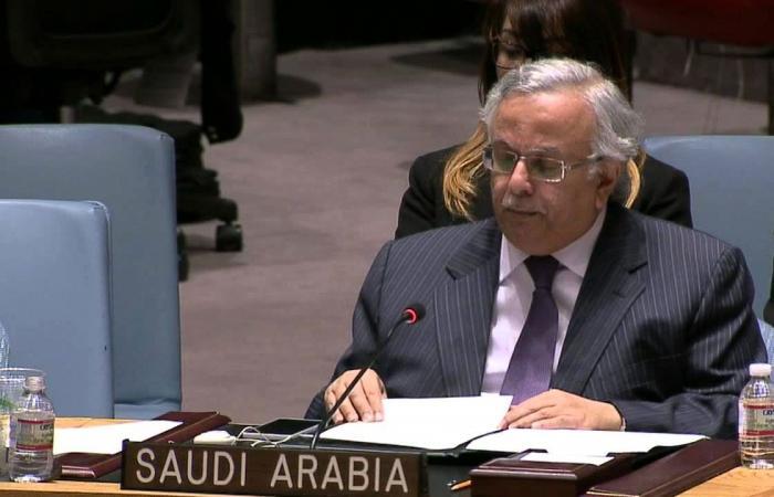 افتراضيًا.. مندوب السعودية بالأمم المتحدة يحضر اجتماع مجموعة التعاون الإسلامي
