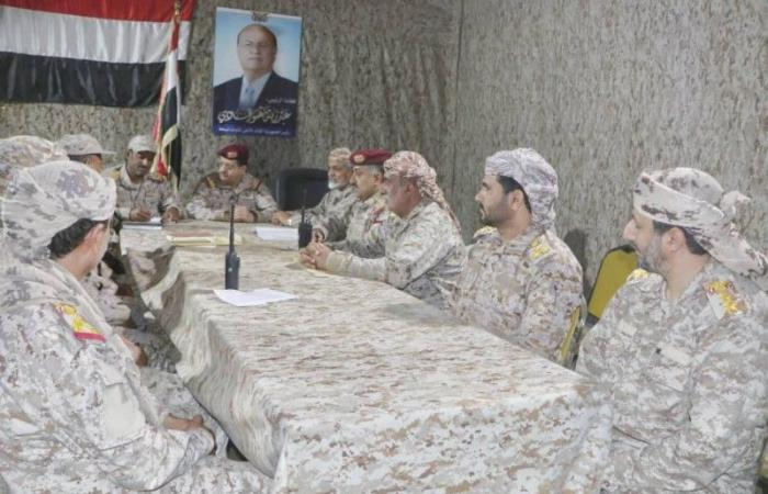وزير الدفاع اليمني: النصر حليفنا ومشروع إيران والحوثي إلى زوال