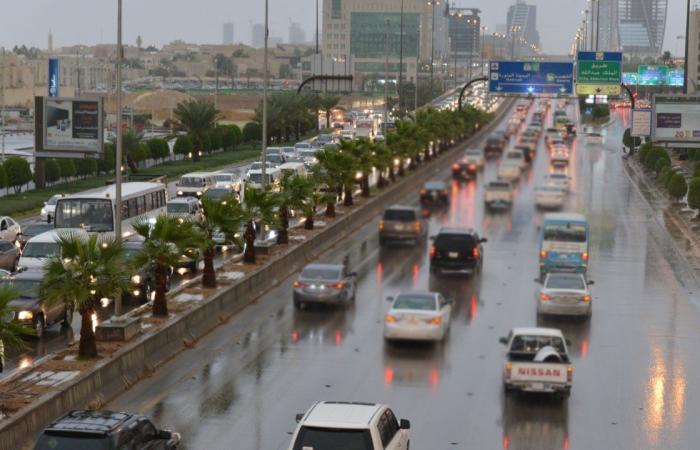 المنخفض الجوي يدخل أجواء السعودية اليوم.. و«الحيزان» يوضح طقس الخميس