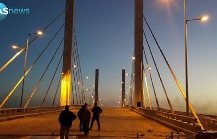 من أعلى جسر الحضارات .. محاولة انتحار لامرأة وتحرك عاجل من السلطات العراقية