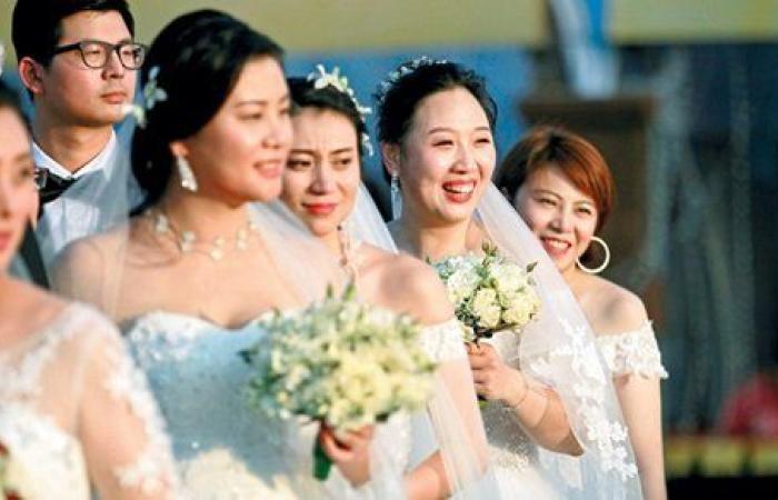 الحكومة تضع شرطا للطلاق.. قلق بشأن تراجع معدلات الزواج في الصين