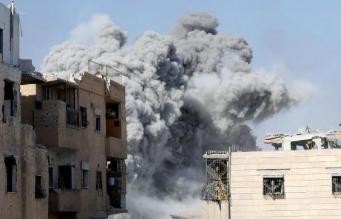 بايدن يبعث برسالة سرية إلى طهران... صحيفة تكشف كواليس الهجوم الأمريكي على سوريا