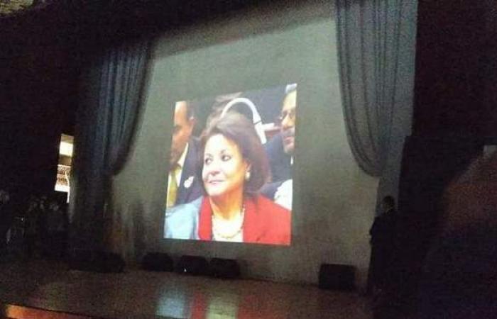 """فيلم وثائقي عن فايزة أبو النجا في احتفالية """"بورسعيد عاصمة الثقافة"""""""