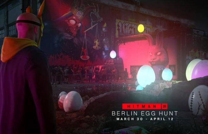 الكشف عن خريطة إضافات Hitman 3 لشهر مارس 2021