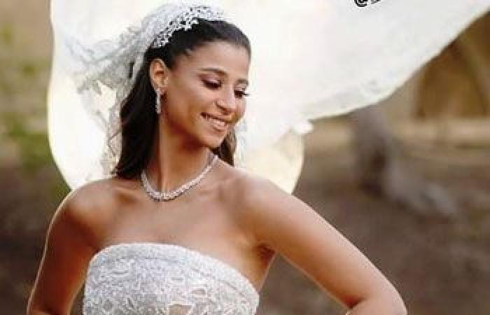 أول صور وفيديوهات من حفل زفاف دينا شقيقة الفنان أحمد داش