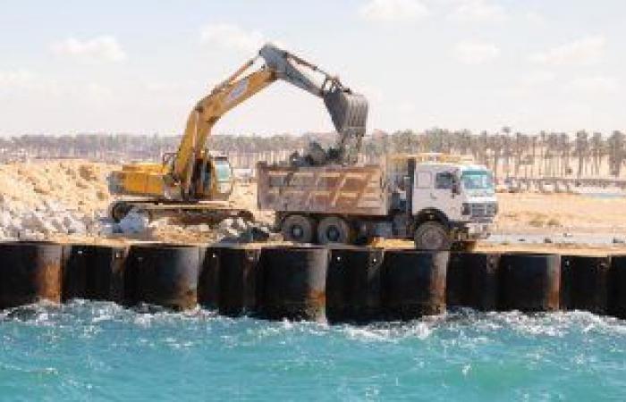 """رئيس """"اقتصادية قناة السويس"""": تطوير ميناء العريش لتلبية احتياجات المستثمرين"""