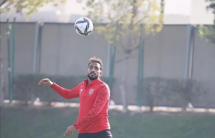 قصة صور.. أزمات محمود كهربا فى الأهلي عرض مُستمر