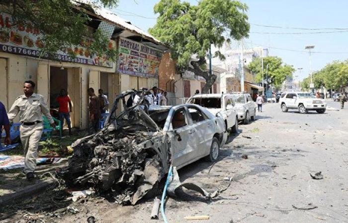 مقتل 20 شخصا وإصابة 30 إثر انفجار سيارة ملغومة في مقديشو