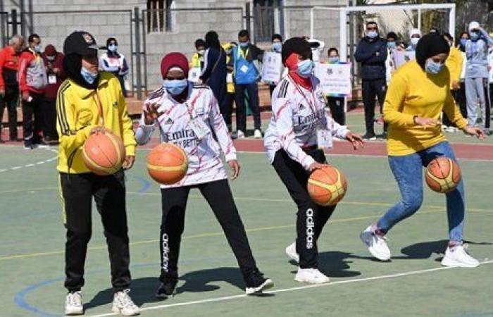 وزارة الشباب والرياضة تطلق النسخة الأولى من دوري منتخبات كرة السلة للصم بنات
