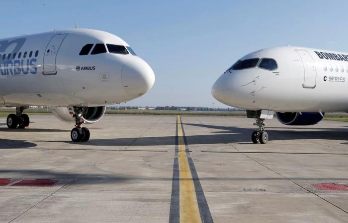 أمريكا وأوروبا تعلقان الرسوم الجمركية في نزاع بين إيرباص وبوينج 4 أشهر