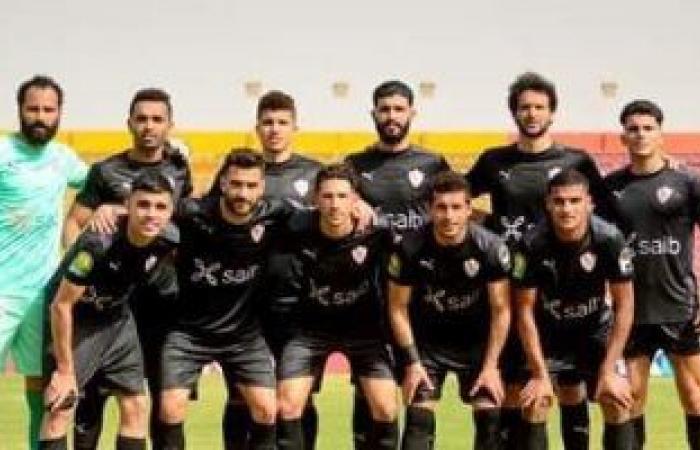 لاعبو الزمالك يؤدون صلاة الجمعة في فندق الإقامة بتونس وسط إجراءات احترازية