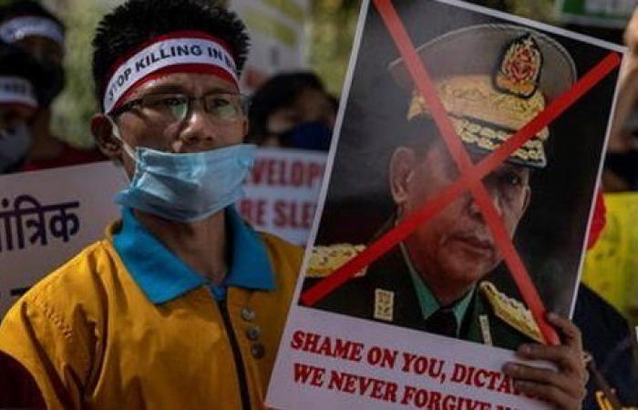 أمريكا تدرج وزارتي الدفاع والداخلية في ميانمار على القائمة السوداء