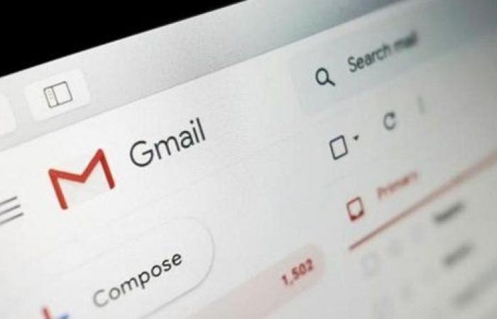 """عطل فني """"مزعج"""" فى Gmail.. أثار غضب مستخدميه"""