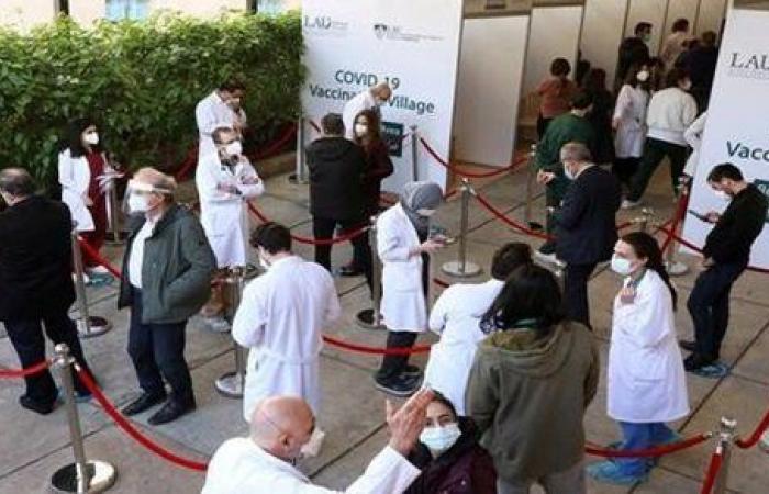 لبنان.. أكثر من 3200 إصابة جديدة بكورونا