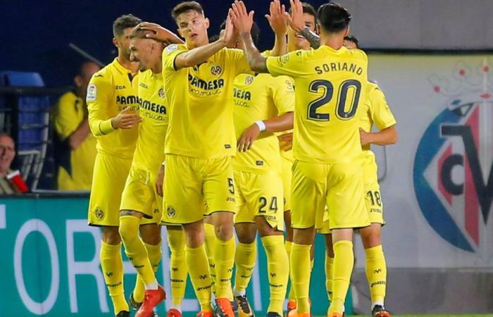 الدوري الإسباني.. بلنسية يقلب تأخره أمام فياريال إلى فوز 2/1