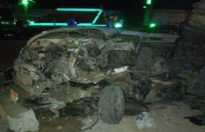 بعد مصرع وإصابة 23 شخصا.. اعترافات سائق سيارة حادث الكريمات