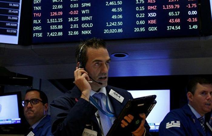 البورصة الأمريكية ترتفع بشكل ملحوظ بعد صدور إحصاءات التوظيف