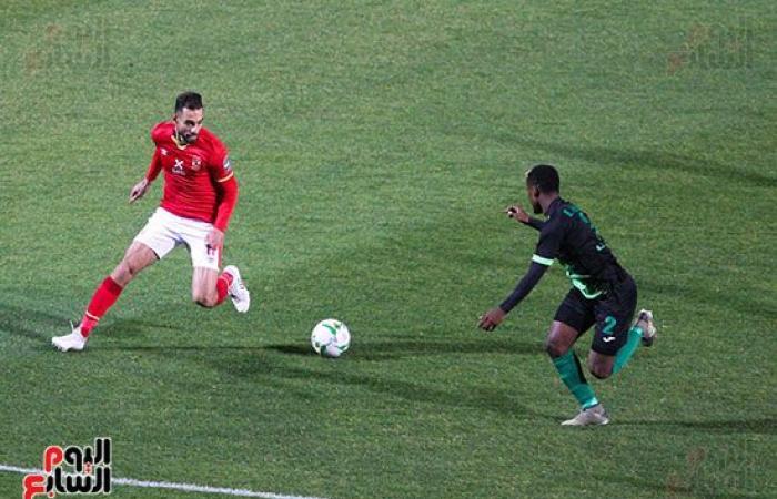 الأهلى يتعادل مع فيتا كلوب 2/2 فى دوري ابطال افريقيا