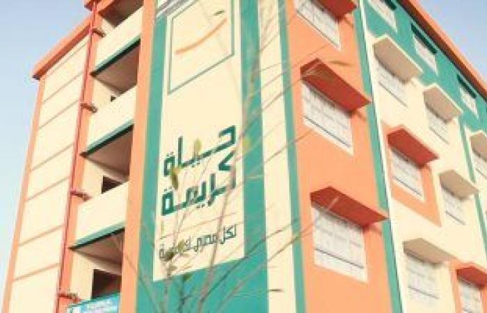 أهالي قرية شمّا بالمنوفية يشكرون الرئيس السيسى على مشروعات مبادرة حياة كريمة
