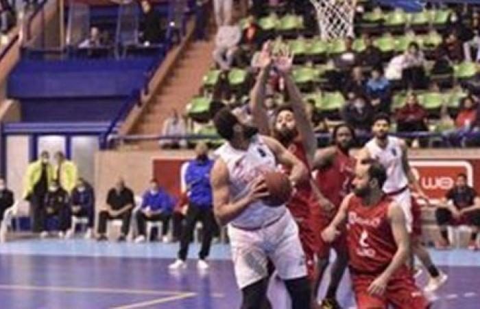 بعد مباراة ماراثونية .. الأهلي يهزم الزمالك بقمة مباريات دوري سوبر رجال السلة