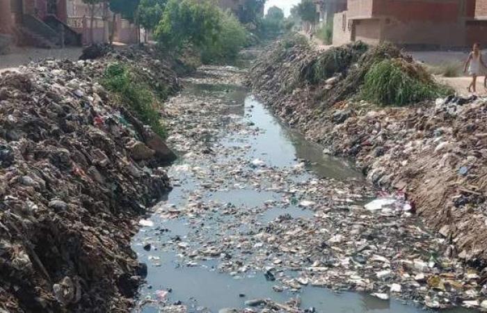 الري: 500 مليون جنيه تكلفة تطهير الترع من القمامة والنفايات سنويا