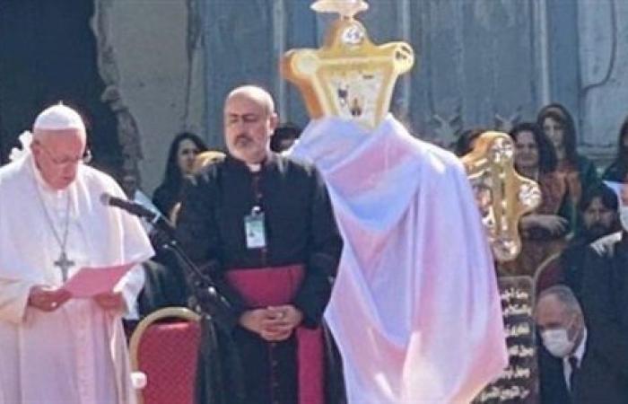 من الموصل.. تحذير قوي من بابا الفاتيكان بشأن أعداد المسيحيين في العراق والشرق الأوسط