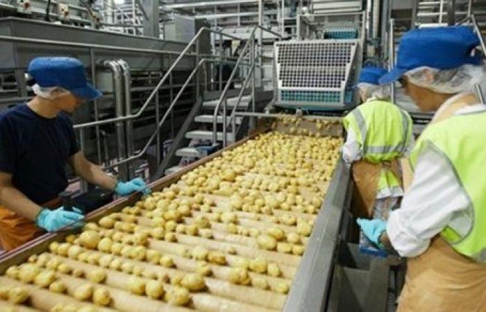 نمو أرباح صناعة الأغذية في الصين خلال عام 2020