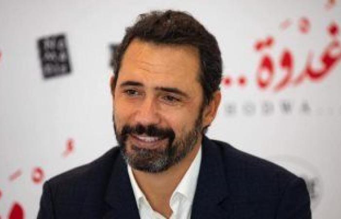 """ظافر العابدين مخرجا ومنتجا ومؤلفا وممثلا للفيلم التونسي """"غدوة"""".. صور"""