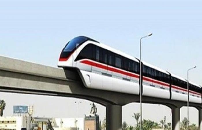 الانتهاء من القطار الكهربائي السريع خلال شهور.. التفاصيل الكاملة