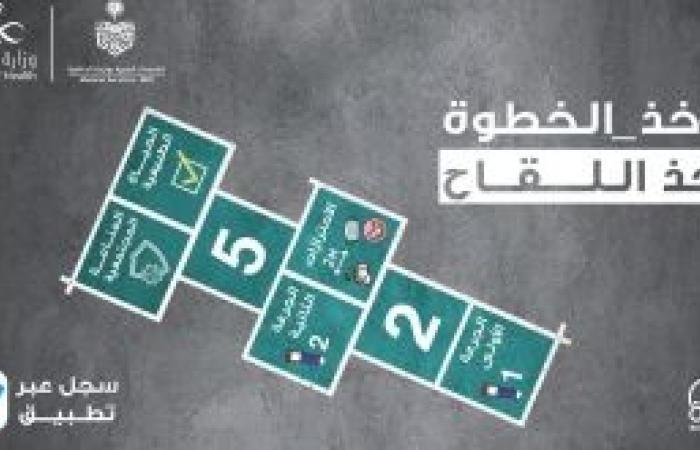 الخدمات الطبية في الداخلية تواصل حملة الوقاية أمان عبر 14 مركزًا