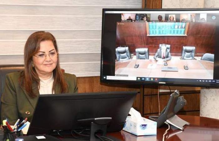وزيرة التخطيط: تحسين معدل التغطية بالصرف الصحي