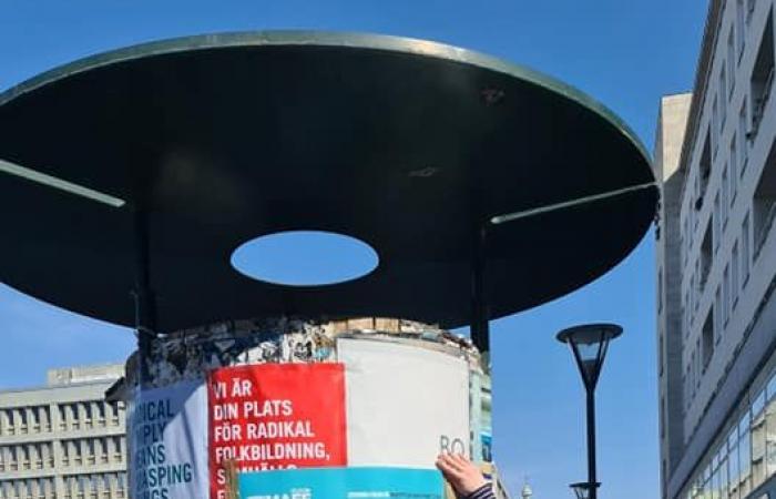 تكثيف دعاية مهرجان مالمو للسينما العربية في شوارع المدينة