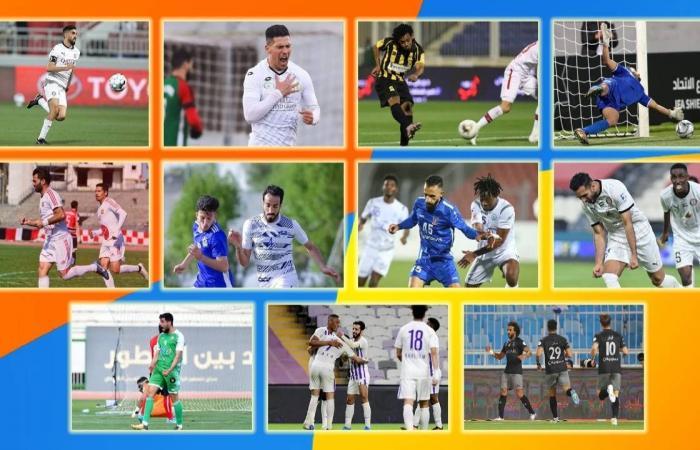 ياسر الشهراني يزاحم هداف الاتحاد على جائزة خاصة