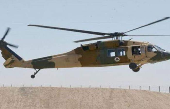 مقتل 3 شرطيين في تحطم مروحية جنوبي أفغانستان