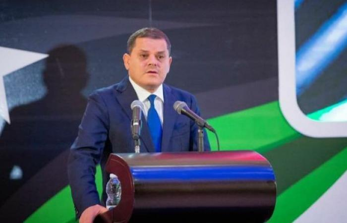 الدبيبة: ندعم أمن مصر المائي ونؤيد موقفها من سد النهضة