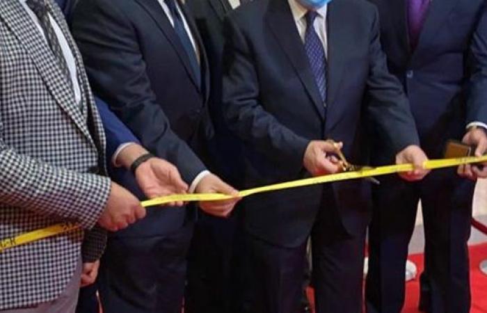 وزير الكهرباء يفتتح المعرض الدولى الخامس للتكييف والتبريد والطاقة والعزل