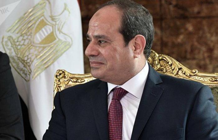 السيسي: مصر حريصة على تهيئة المناخ الجاذب للاستثمارات الأمريكية