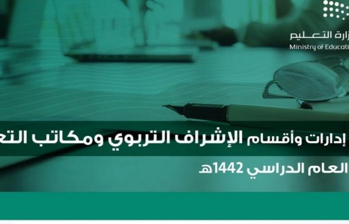 8 مهام لإدارات وأقسام الإشراف التربوي ومكاتب التعليم
