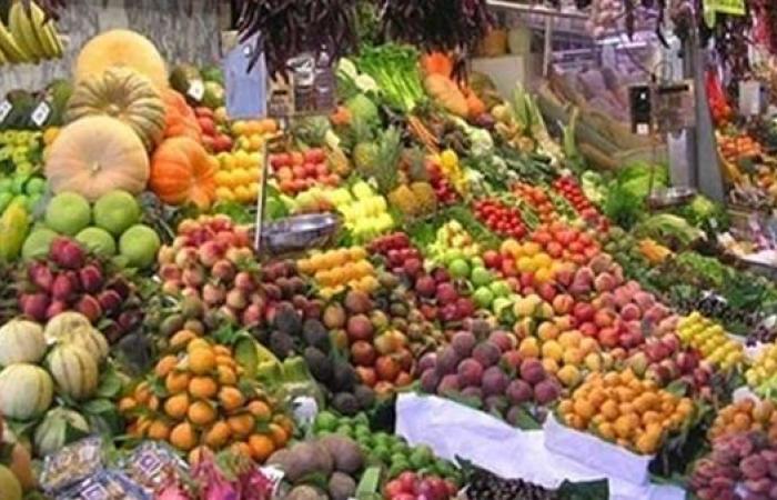 أسعار الفاكهة اليوم الجمعة 2-4-2021