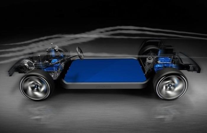 تعاون مشترك بين تيسلا وتويوتا لتطوير قاعدة عجلات SUV كهربائية