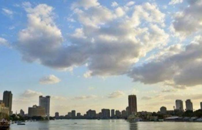 تفاصيل حالة الطقس ودرجات الحرارة المتوقعة اليوم الجمعة 2-4-2021 في مصر