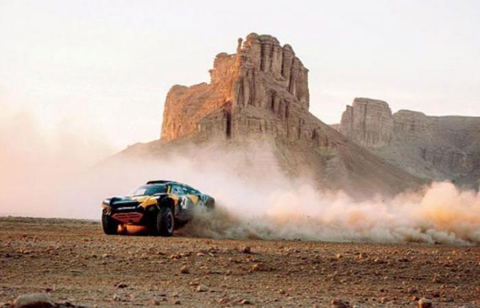 انطلاق سلسلة سباقات «إكستريم إي» في العلا.. السبت