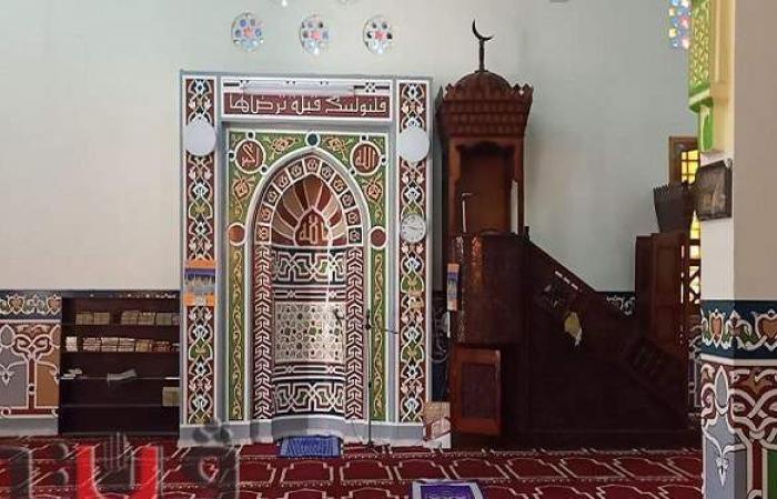 بالأسماء.. خريطة افتتاحات المساجد الجديدة اليوم بمحافظات الجمهورية
