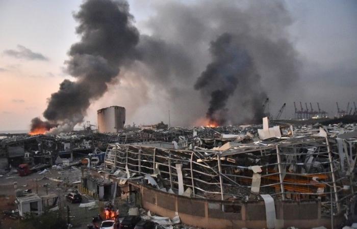 ما شروط ألمانيا لإعادة بناء مرفأ بيروت؟