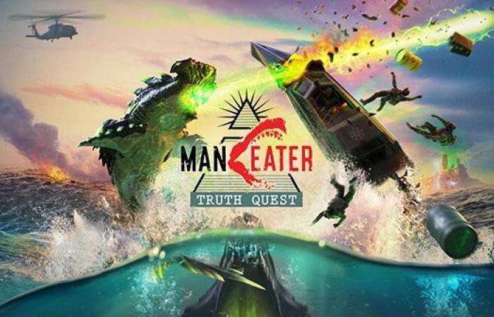الإعلان رسميًا عن المحتوى الإضافي الأول للعبة Maneater
