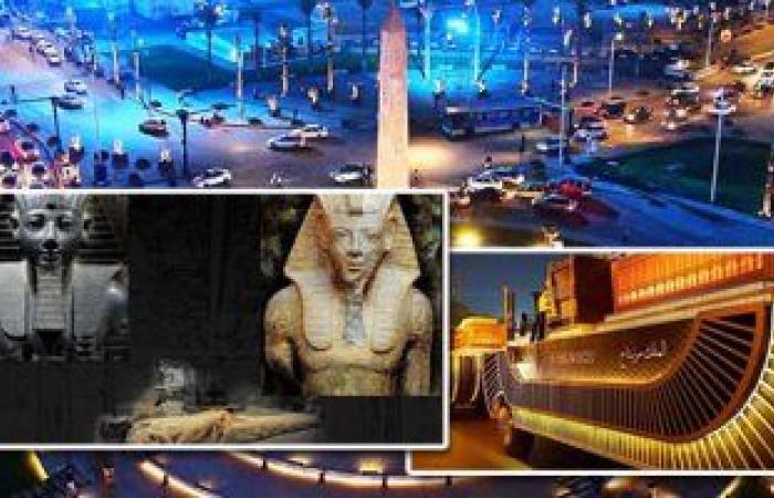 """""""اندبندنت"""" تصف موكب المومياوات الملكية فى القاهرة بالحدث غير المسبوق"""