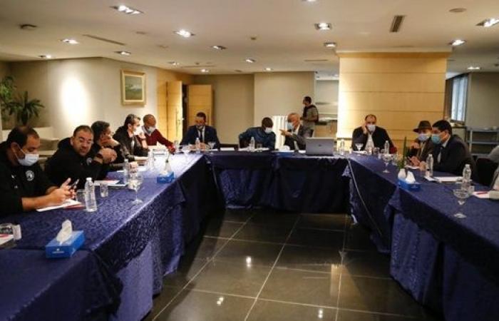 تفاصيل الاجتماع الفني لمباراة الرجاء وبيراميدز