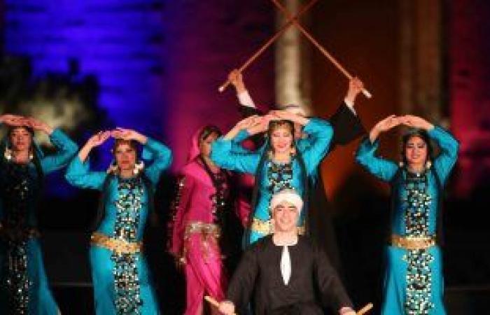 24 حفل لفرق الفنون الشعبية والاستعراضية فى رمضان