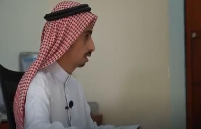 أحمد المكينزي.. أول شاب سعودي يحصل على درجة البكالوريوس من فئة طيف التوحد